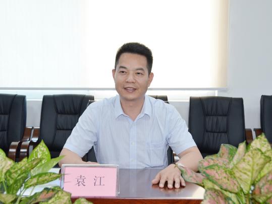 袁江:东日环保董事长袁江热心公益