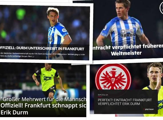 德甲今日头版:拜仁正在寻找登贝莱 罗伊斯视冠军为目标