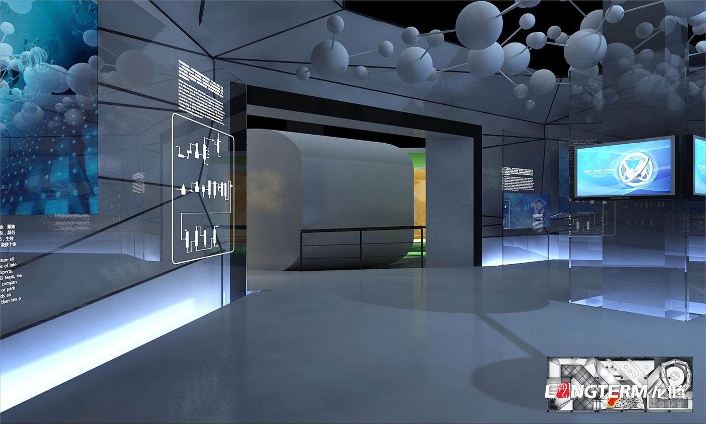 三维全景技术在数字展馆中的应用