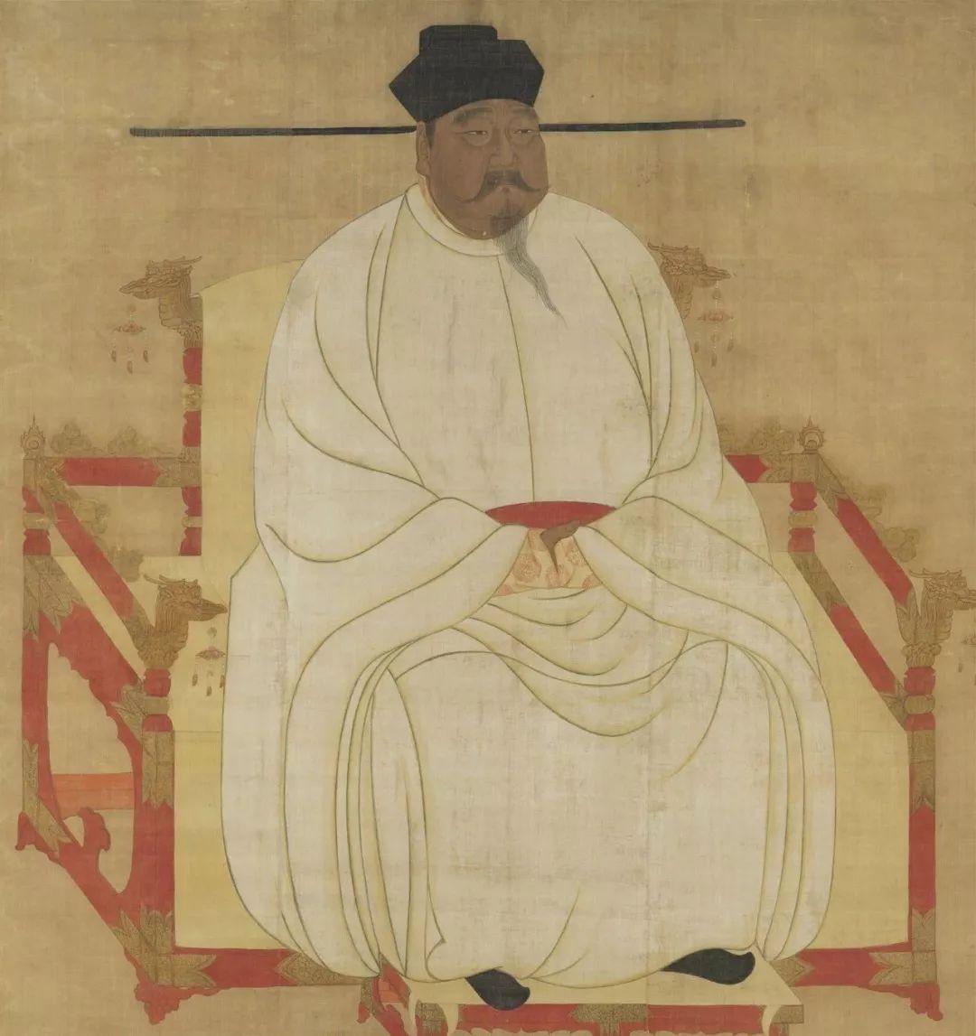 【历史】故宫藏宋朝和元朝的历代皇帝像,看看谁最有帝王之像