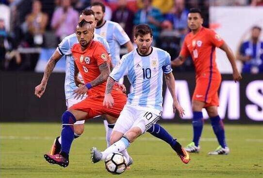 季军战阿根廷再遇智利 苦主在上请受梅西一拜?