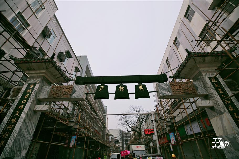 去武汉一定要去户部巷,去了一定要吃热干面,当地人为啥就不去呢_美食