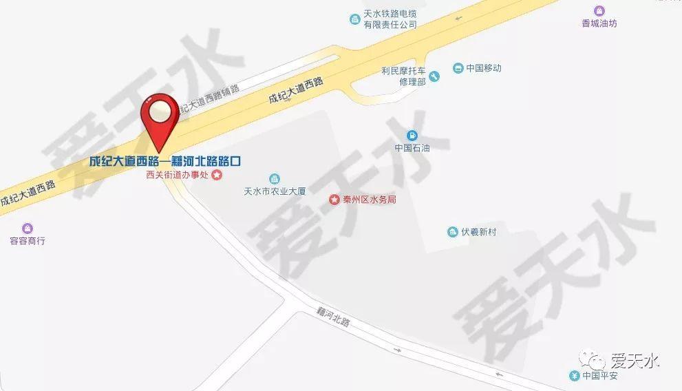 详细图解 秦州城区将投用144处违停抓拍 33处卡口抓拍及2处测速设备