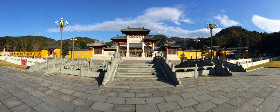 浙江这座山是中国佛教五大名山之一,笑和尚弥勒佛原来真有其人