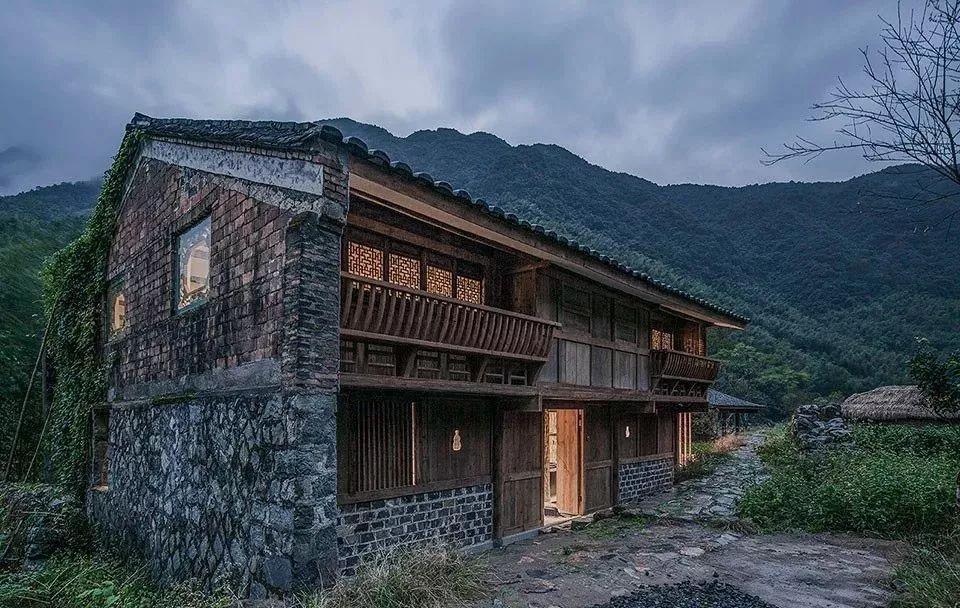 竹子房子设计图