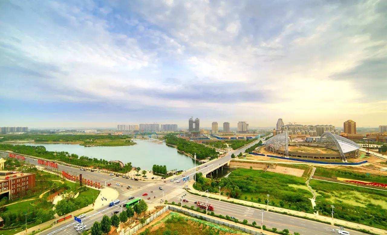 新郑新区规划图高清
