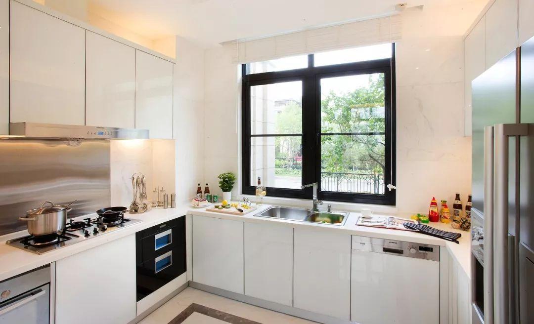 小户厨房装修设计图