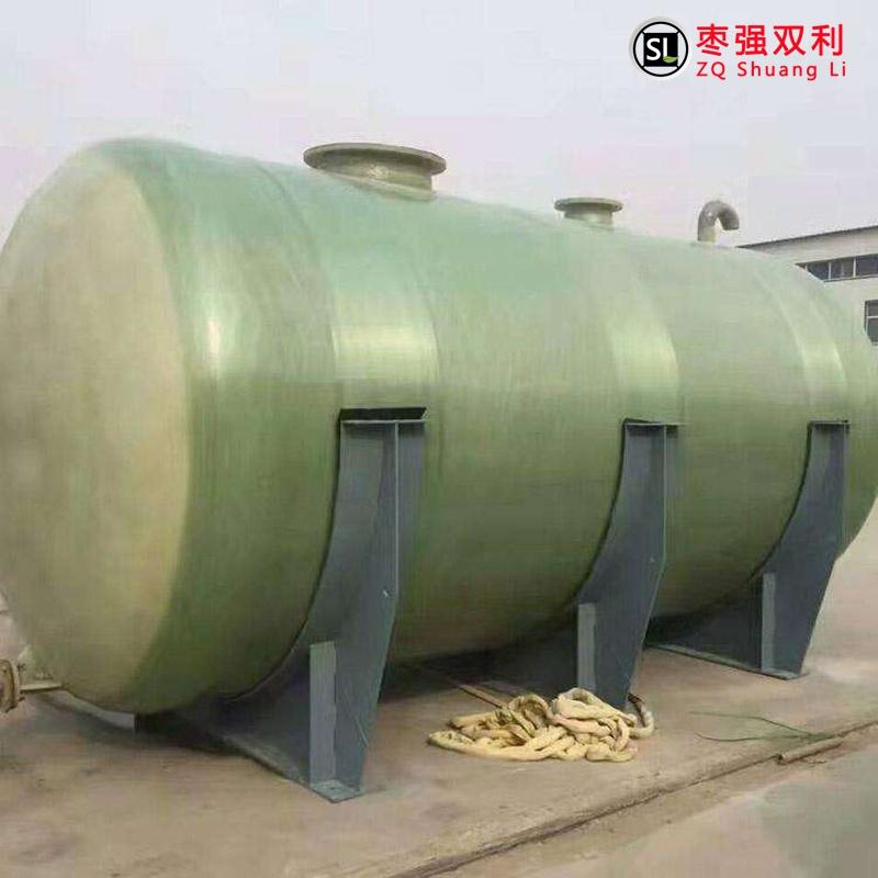 大容量玻璃钢储罐规格型号详细介绍-枣强双利