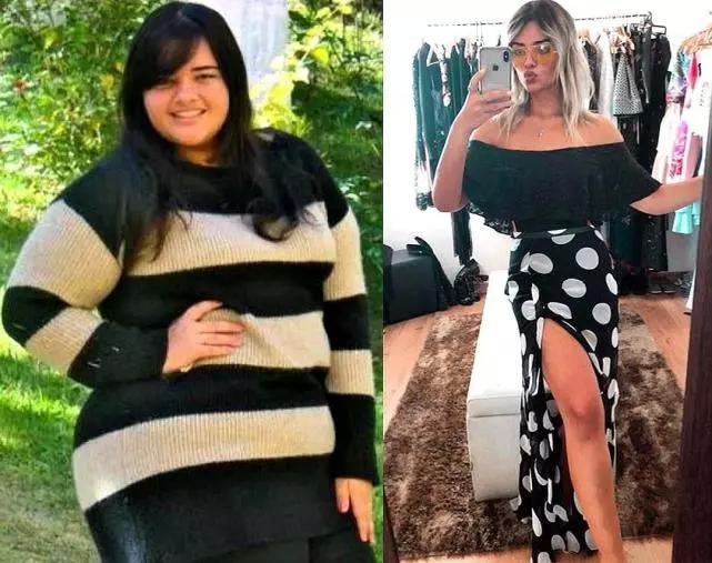 280斤服裝設計師,因影響健康問題而減肥,2年瘦到116斤!