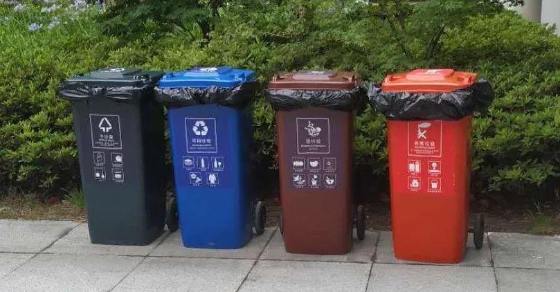 中国拒当世界垃圾桶 垃圾分类走起来