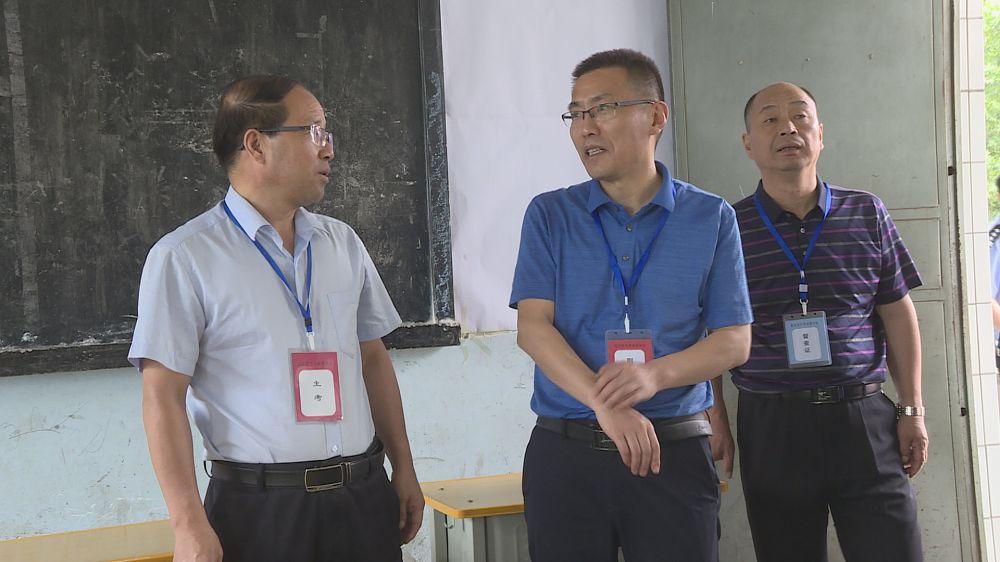 眉县2019年初中学业考试准备工作就绪