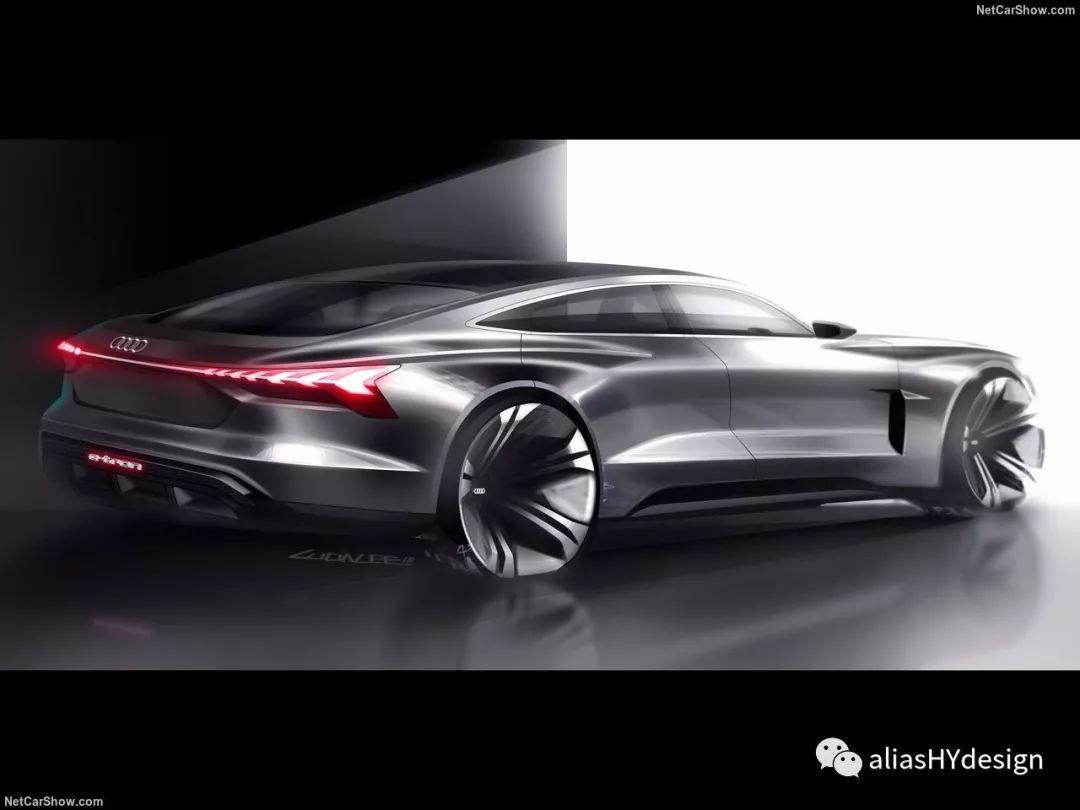 海耀学员原创Audi-GT Alias数模分享!专业教程不容错过!_我要网赚