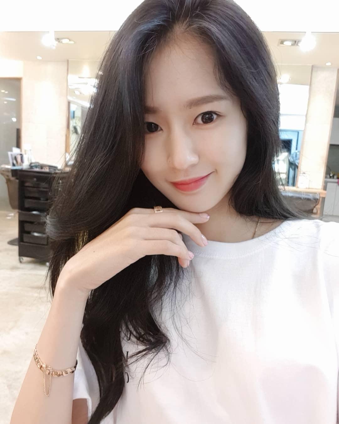 韩国美女模特,清秀靓丽,女神合辑二27张