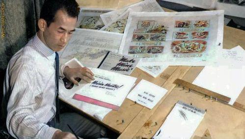 迪士尼华人动画师弥尔顿奎去世享年105岁