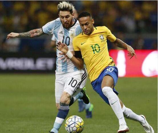 内马尔伤缺梅西止步 美洲杯决赛星光黯然还看谁