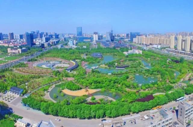 江苏最有希望超过苏州的3个城市,一个是盐城,一个经济过万亿