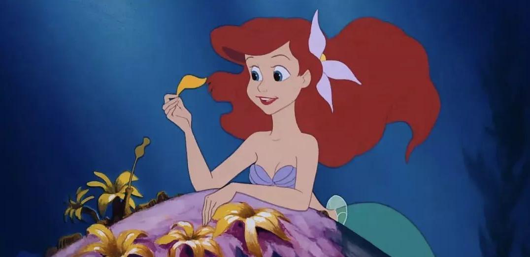 毁童年 迪士尼真人版 小美人鱼 由黑人演员出演 xoer图片
