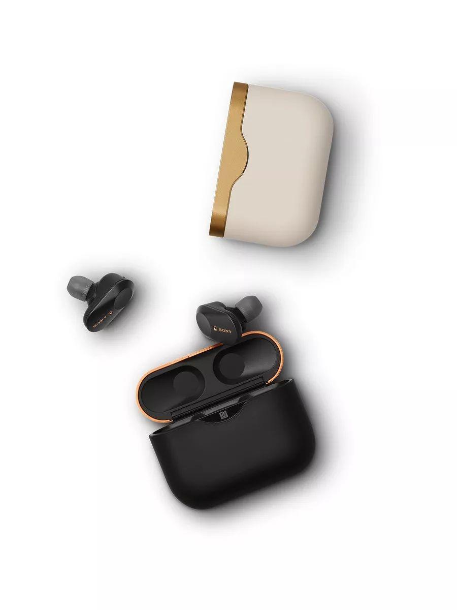 """关于索尼新""""真无线""""降噪耳机WF-1000XM3的快速点评"""