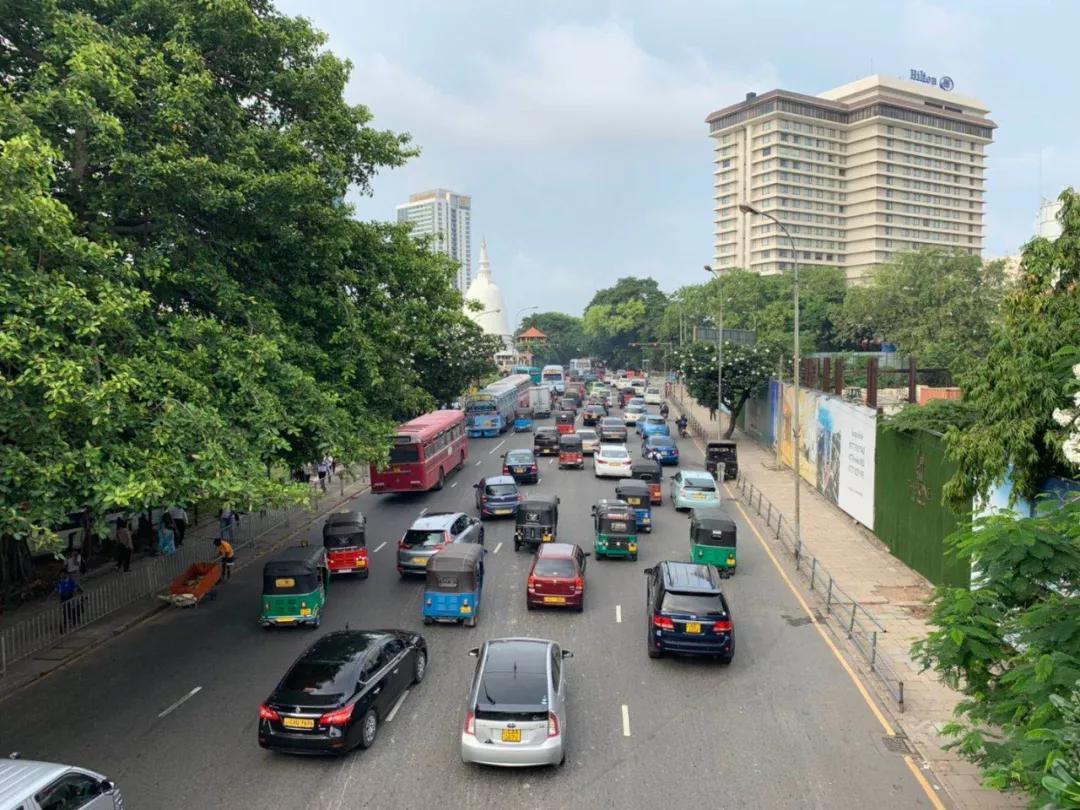 斯里兰卡人均gdp_斯里兰卡批准中资建设的科伦坡港口城项目复工滚动