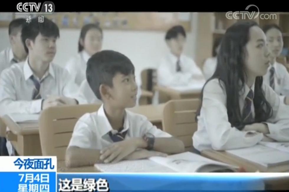 """柬?#33402;?#32593;红""""男孩沙利来华求学?#21512;不?#20013;国 想考北大"""