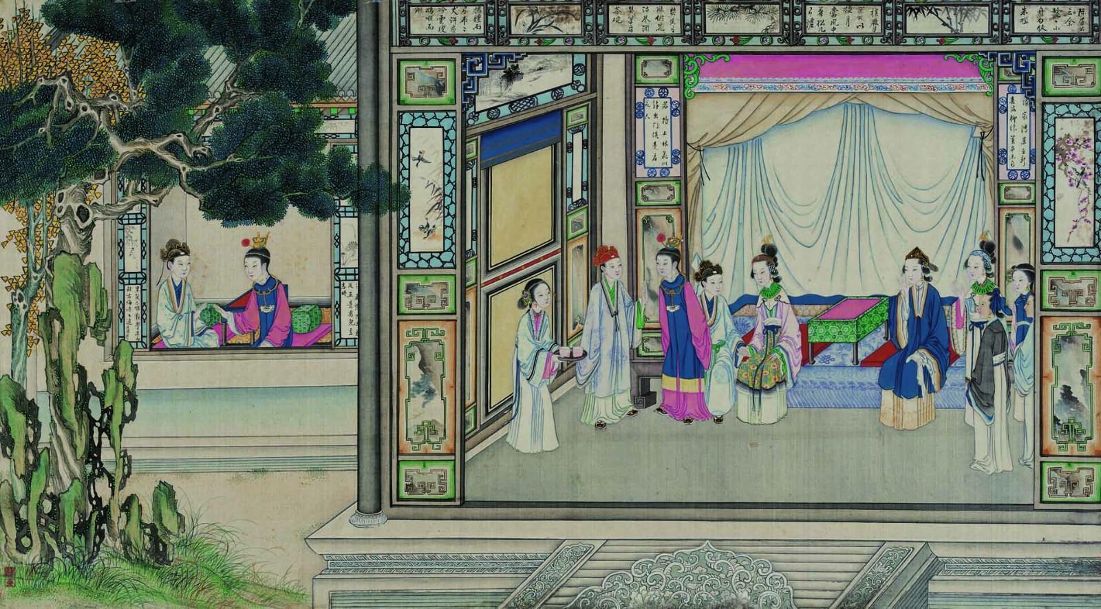 在《红楼梦》里,曹雪芹只用4个端午节,就写今天下各种人情世故