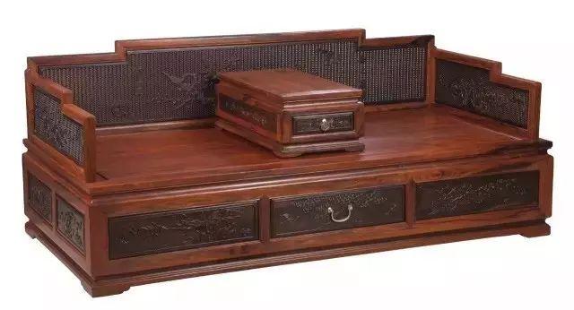 明清时期罗汉床的造型特点