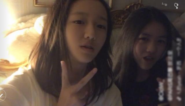 13岁李嫣与闺蜜穿同款卫衣、敷面膜、做手工蜡烛,心灵手巧 imeee.net