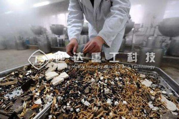 从废弃中药渣到成品有机肥的神奇之路