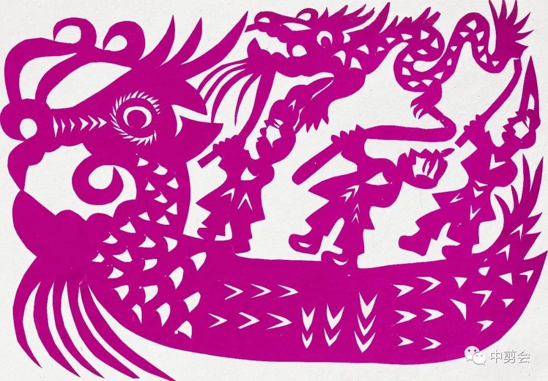 【剪纸经典】颍河流水生彩叠——民间剪纸大师程建礼的艺术人生