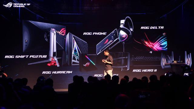 华硕ROG新品将于7月23日发布:ROGPhone2和X570主板将亮相
