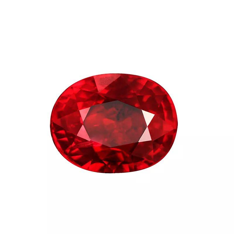 七月生辰石: 蕴藏着炽热生命的红宝石
