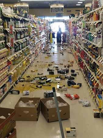 台湾6.4级地震究竟怎么回事?台湾6.4级地震令人震惊
