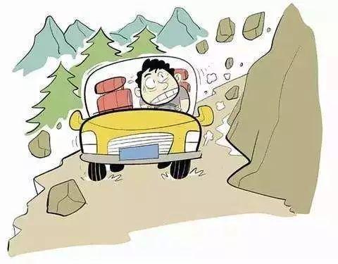 玉林这路段出现大面积山体崩塌,估计塌方达4万多m3!绕行方法……