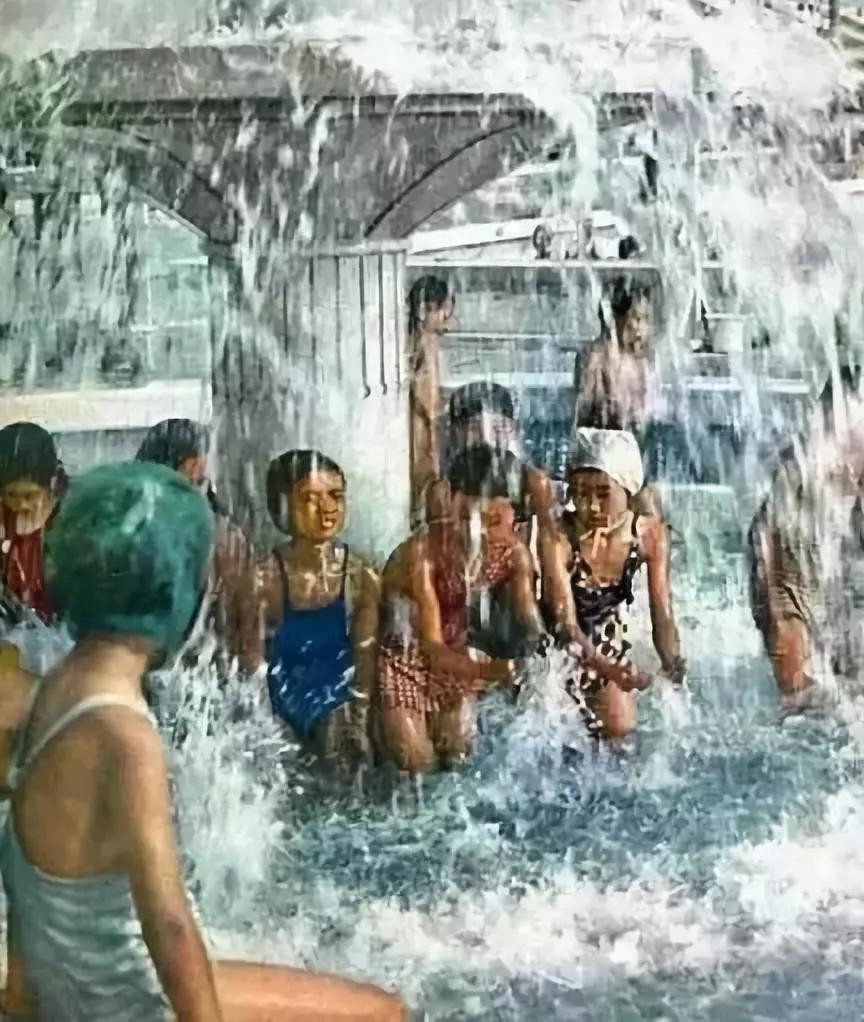 北京人都去过的游泳池:一池子都是回忆!