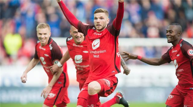 挪超足球推荐:布兰主场需要一场大胜