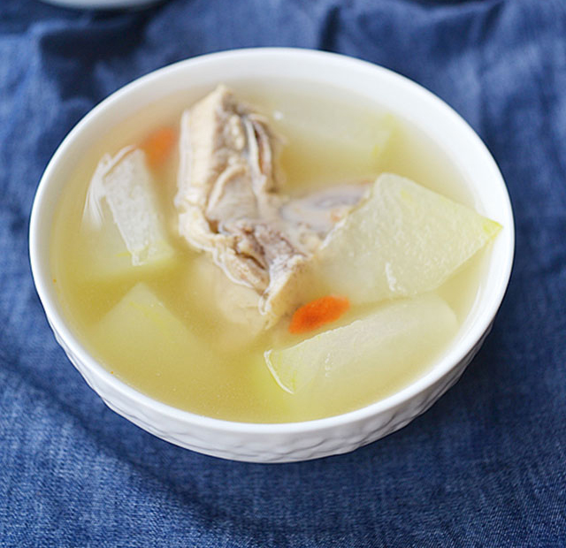 美味最好排骨汤,周末的冬瓜v美味胡椒粉需要炒熟图片