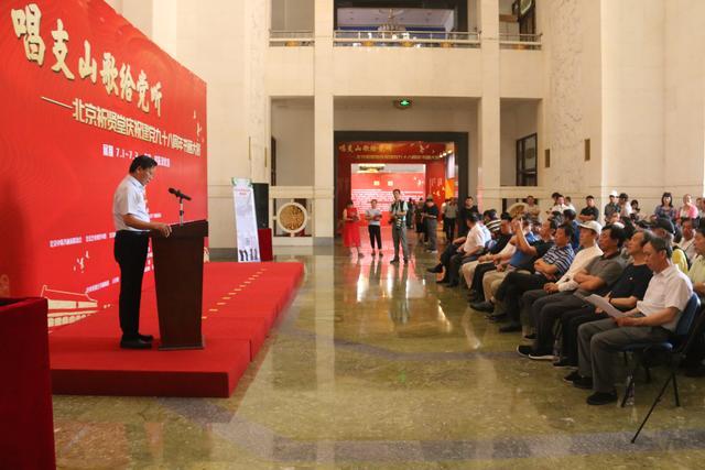 商丘市非物质文化遗产北京民族文化宫精品展掠影