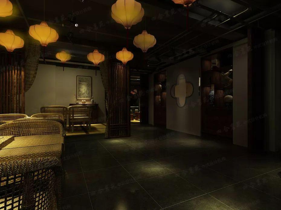 中式装修注意事项简析 温暖而艺术的家居环境让人陶醉
