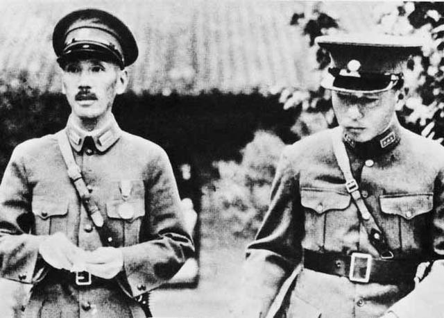 西安事变蒋介石并未绝食:仓皇出逃没来得及戴假牙