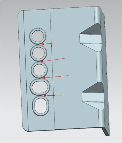 <b>冲压模设计-如何修改冲压产品凸包工艺</b>