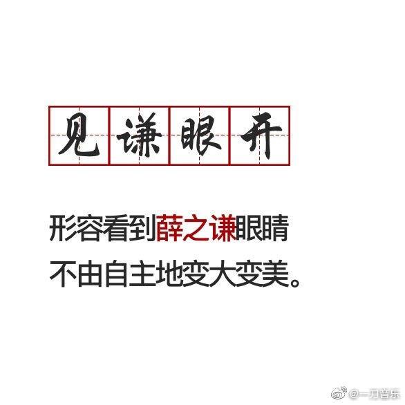 集思广益的意思_用一个成语形容薛之谦 谦友集思广益创新词