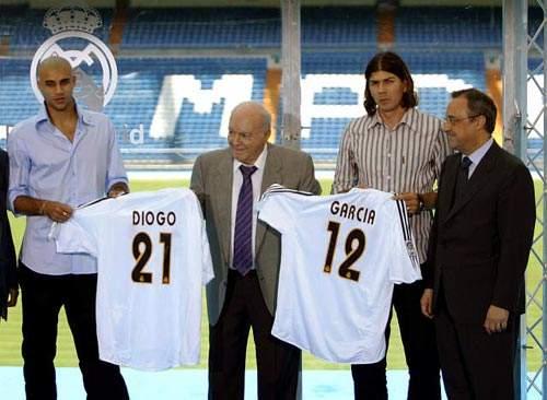 他是第一个预言C罗加盟皇马的球员,曾作为齐达内接班人来到皇马