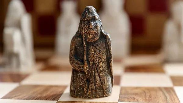 8刀买了个棋子,半个世纪后竟卖出120多万天价