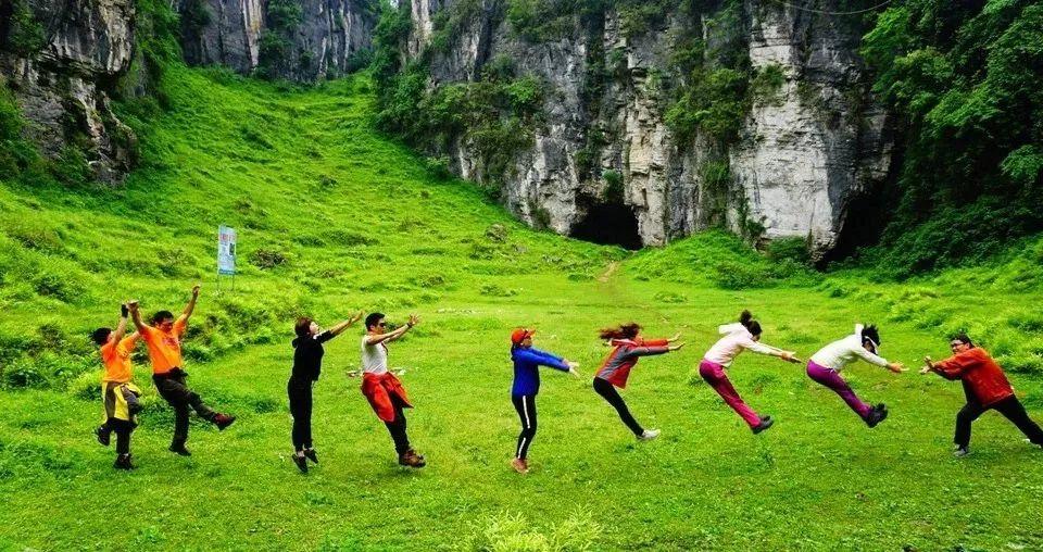 「22℃的夏天 」恩施大峡谷-鹿院坪-女儿城-躲避峡中国的仙本那(8月12-17号)