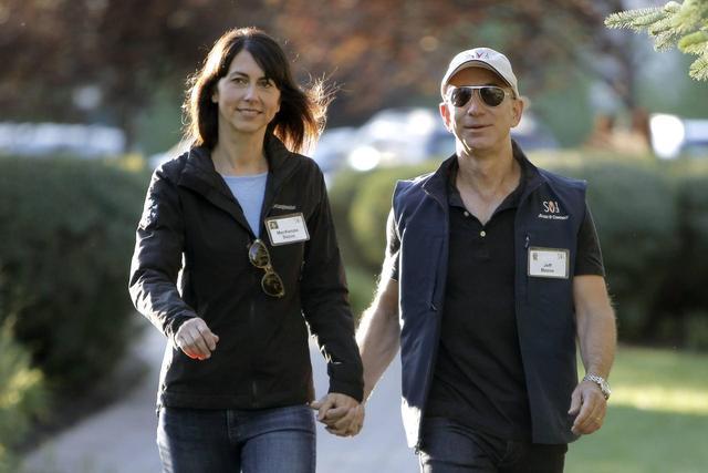 她与丈夫白手起家成世界首富,今离婚带走350亿美元,还被夸大度