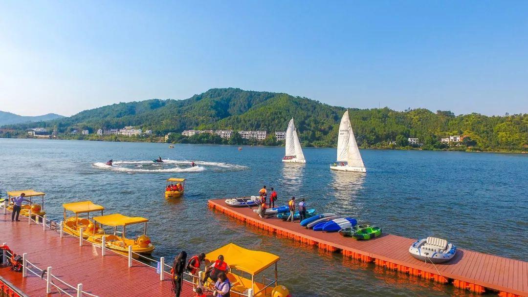 2019年7月22日南湖休闲游船码头五年经营权拍卖公告
