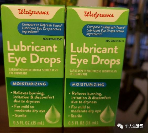 紧急!Walgreens特供眼药水正召回,严重可危及生命