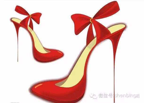 穿高跟鞋怎么走路