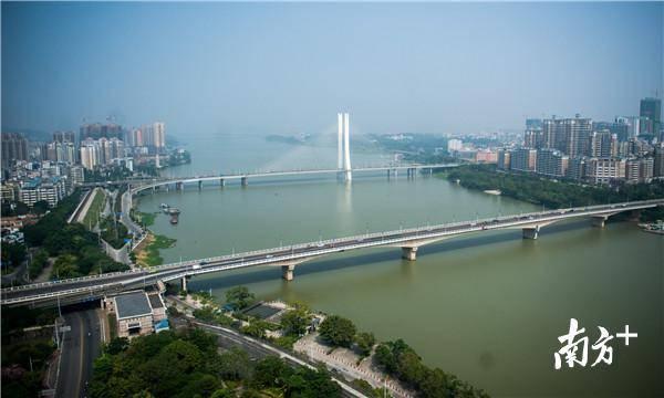 15次提惠州!广东发布湾区施工图,建深莞惠区域协同发展试验区