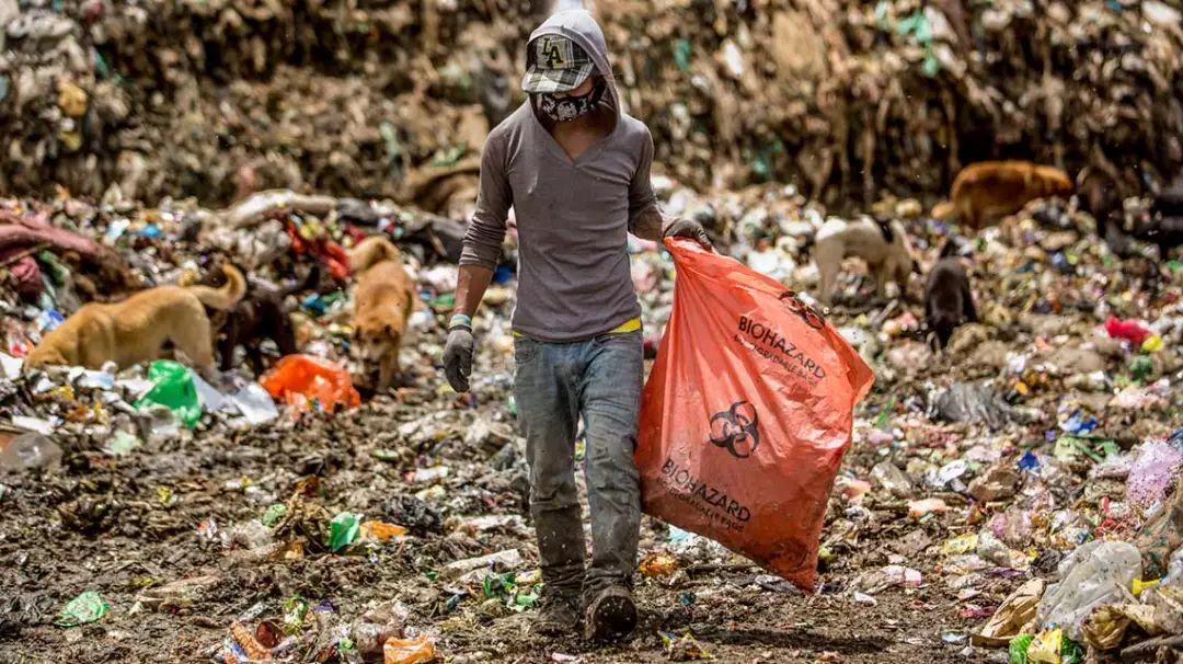 美国被评为世界第一大垃圾国,这些数据让人触目惊心!190706